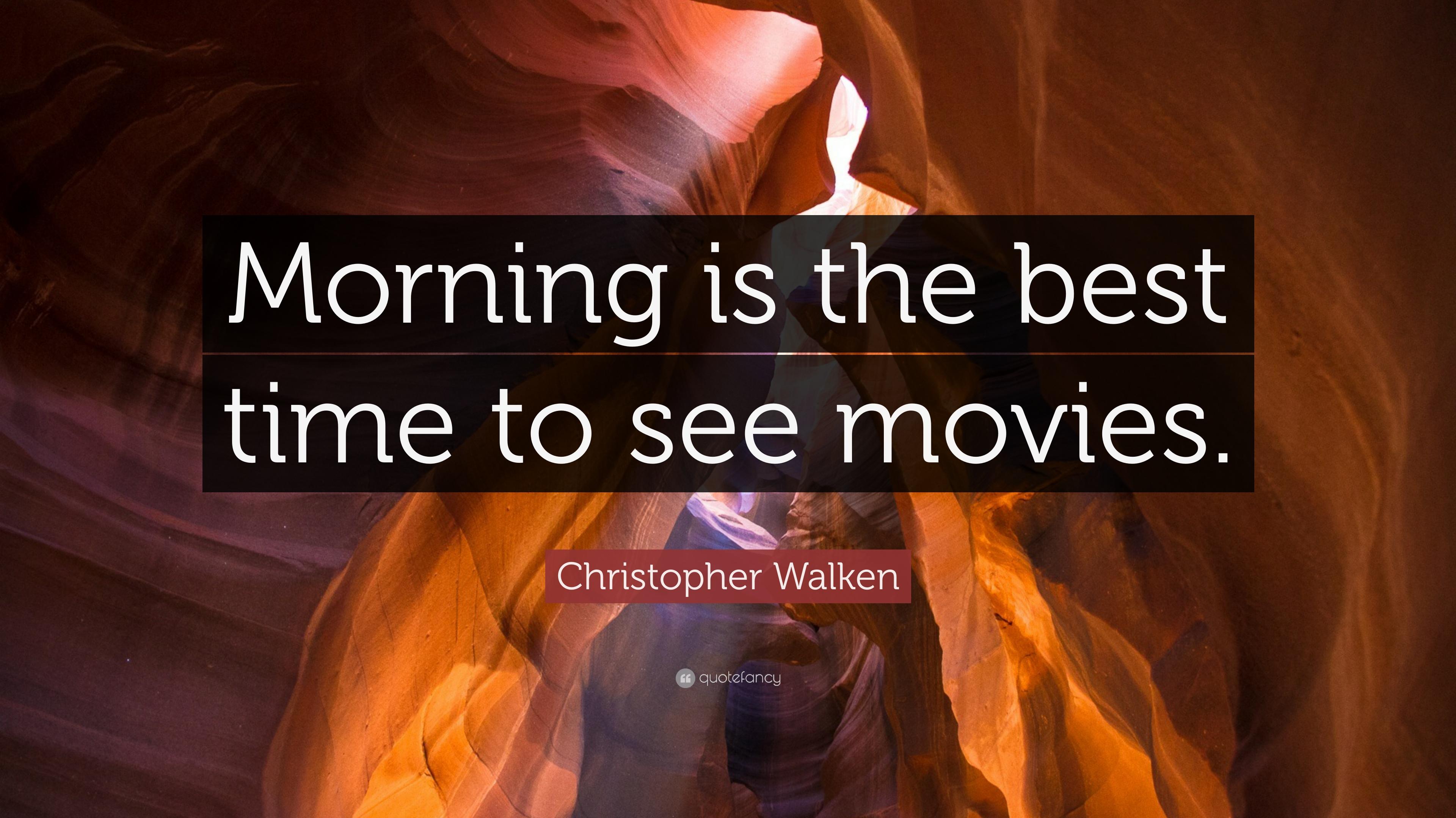 Christopher Walken Movie Quotes Facebook thumbnail
