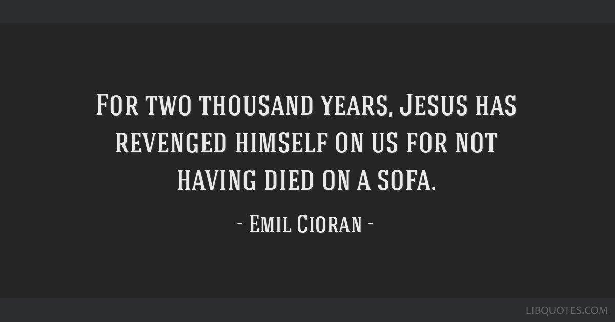 Cioran Quotes Pinterest thumbnail