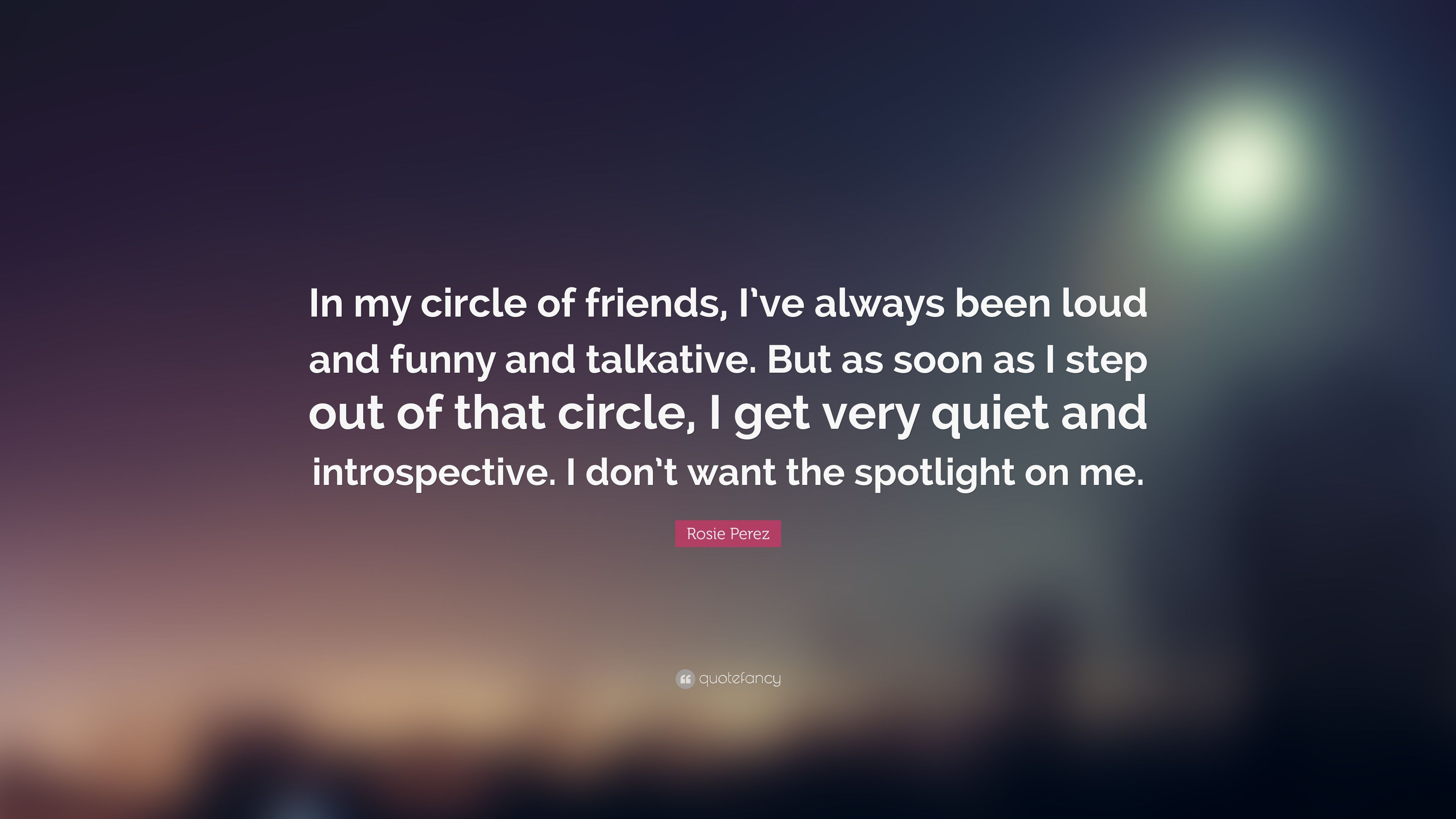 Circle Of Friends Quotes Tumblr