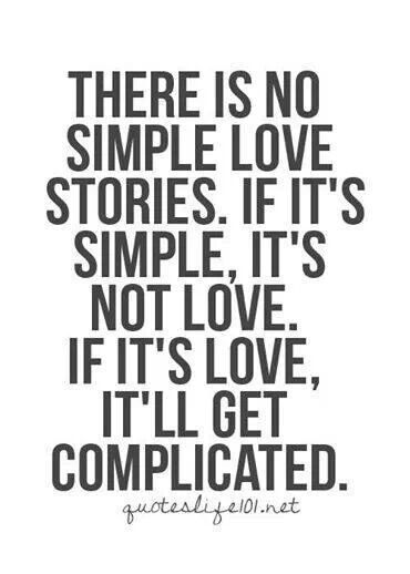Complicated Love Quotes Tumblr thumbnail