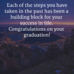 Congratulations Wishes For Graduation