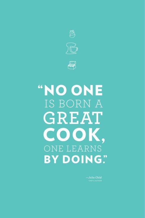 Cooking Skills Quotes Pinterest thumbnail