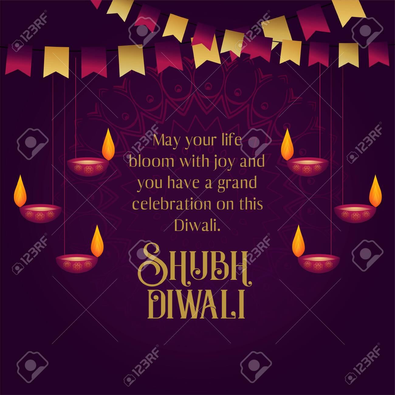 Creative Diwali Wishes Twitter thumbnail