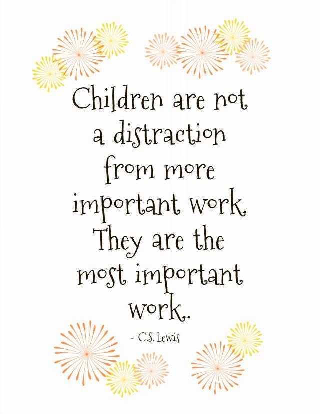 Cs Lewis Children Quote thumbnail