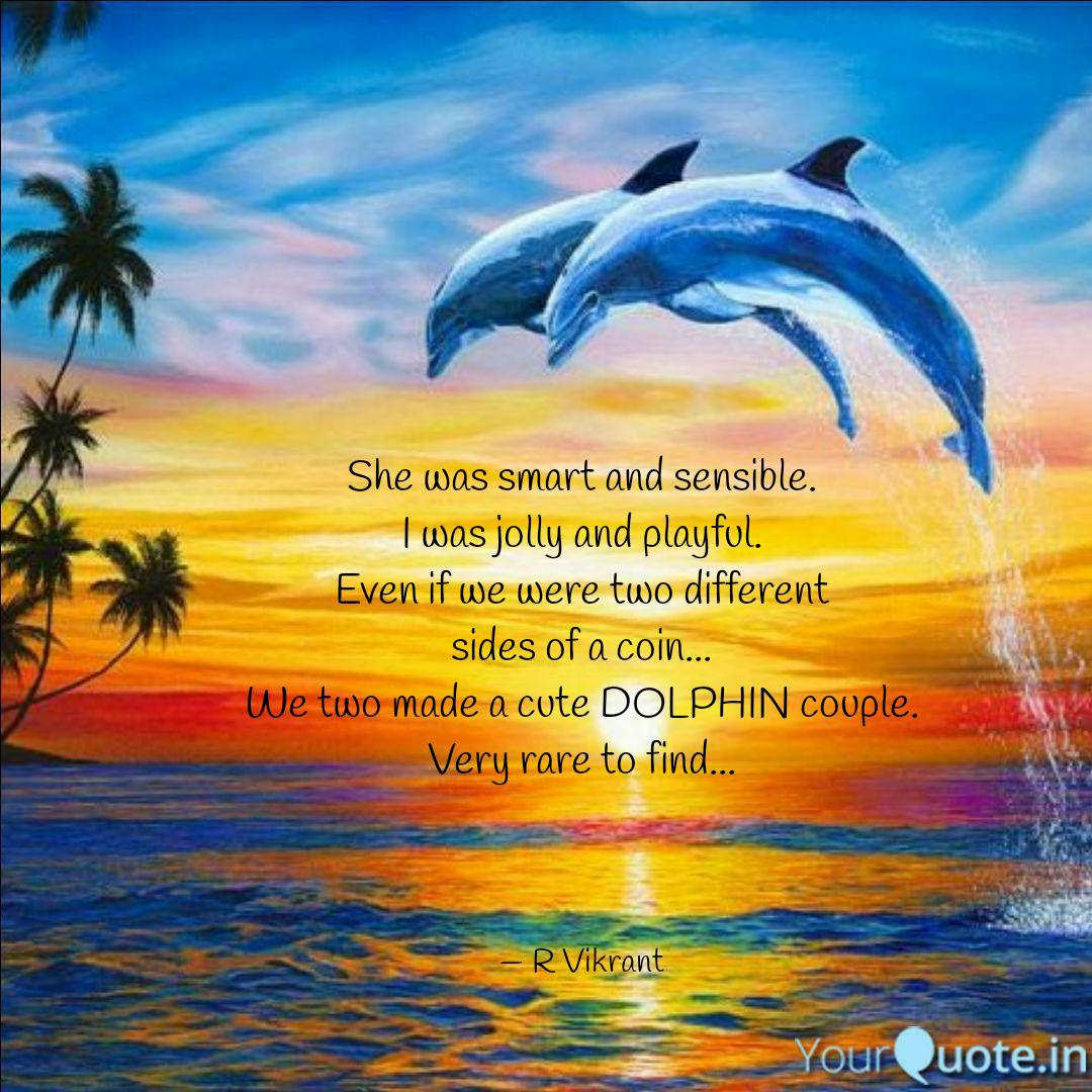Cute Dolphin Quotes thumbnail