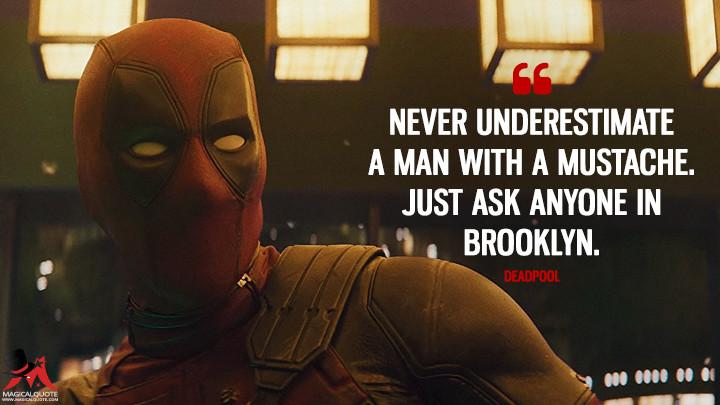 Deadpool 2 Blind Al Quotes thumbnail