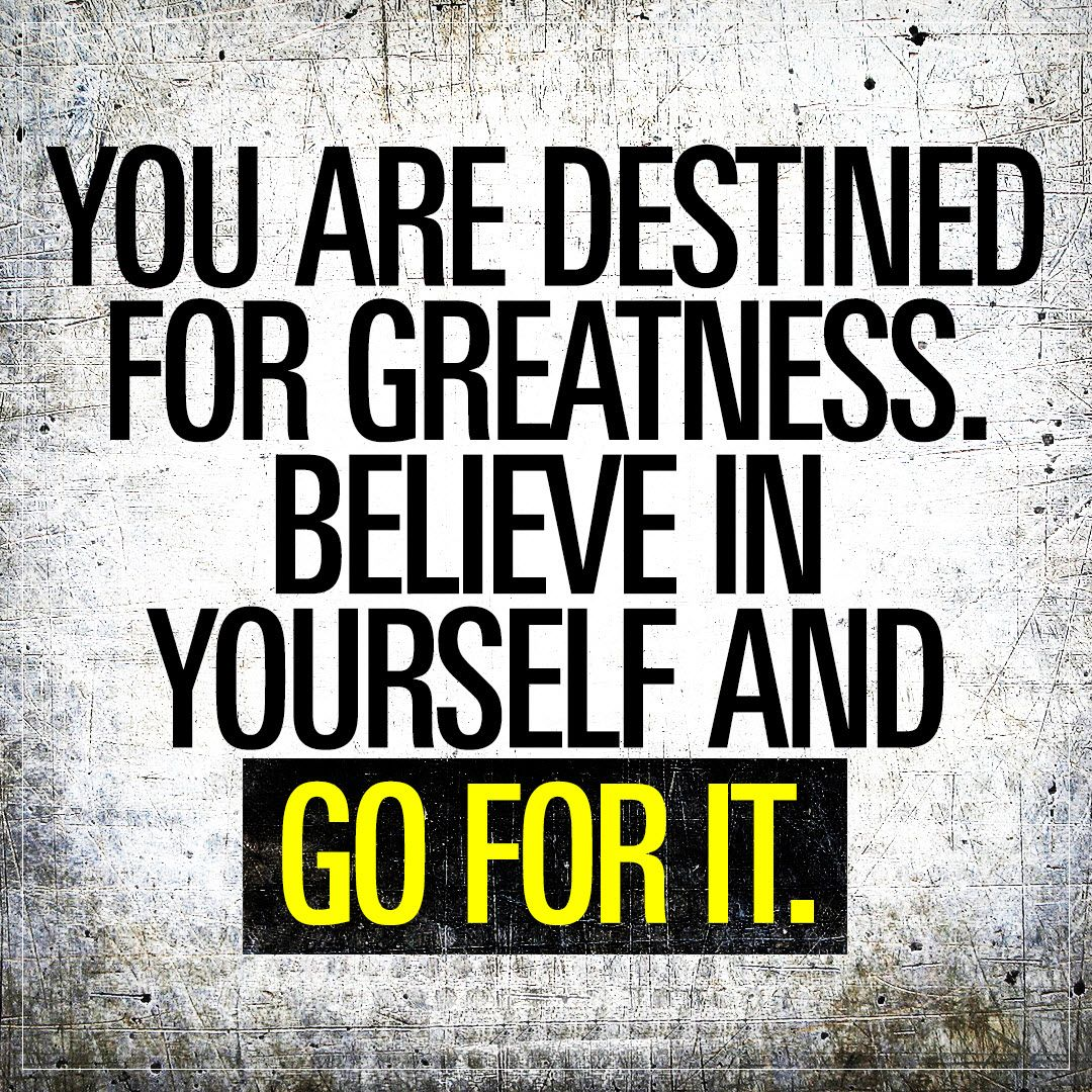 Destined For Greatness Quotes Pinterest thumbnail
