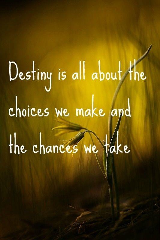 Destiny Quotes On Life Facebook thumbnail