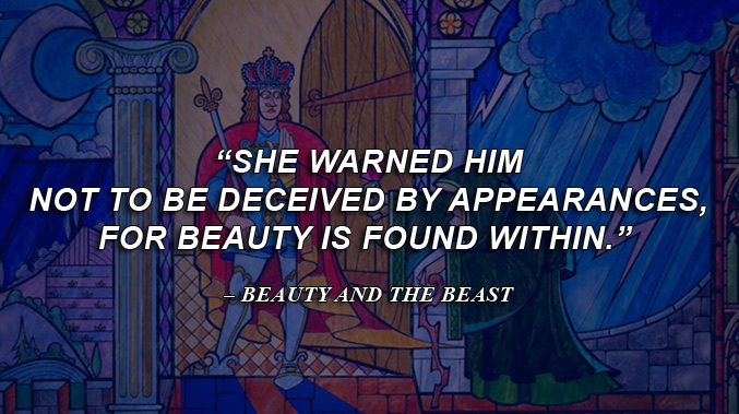 Disney Quotes About Beauty Twitter thumbnail