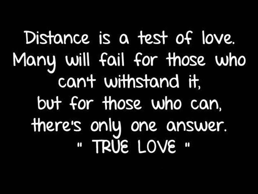 Distance Love Quotes thumbnail