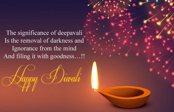 Diwali 2018 Wishes In English thumbnail