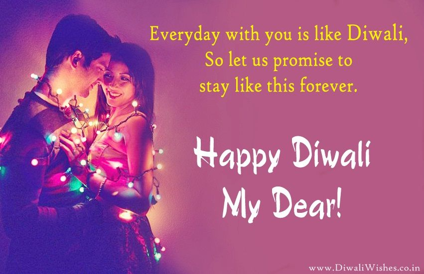 Diwali Wishes For Him Twitter thumbnail