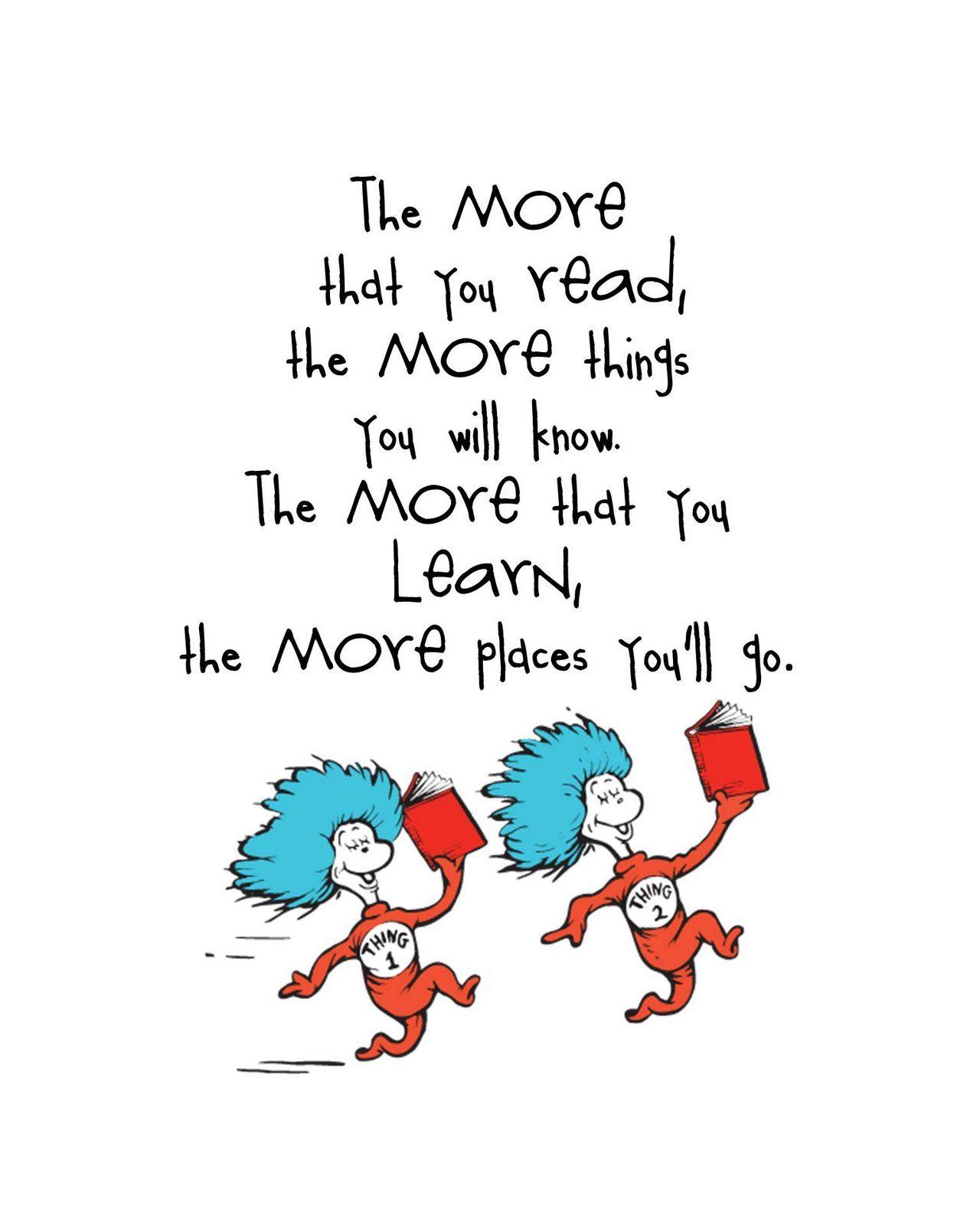 Dr Seuss Quotes For Teachers Facebook thumbnail