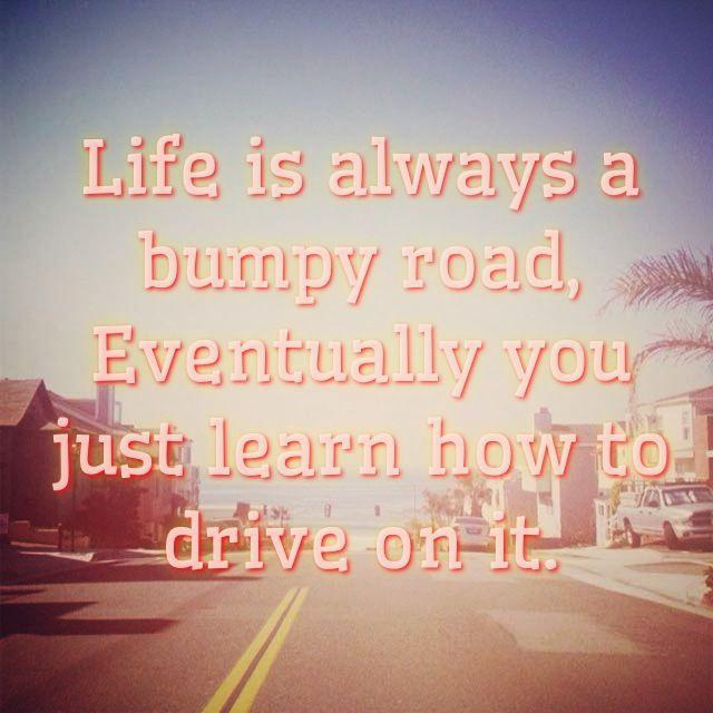 Driving Quotes Life Facebook thumbnail