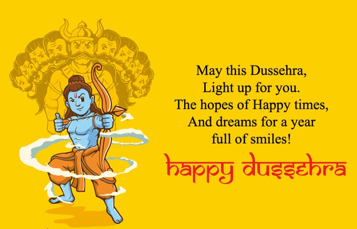 Dussehra Wishes Facebook thumbnail