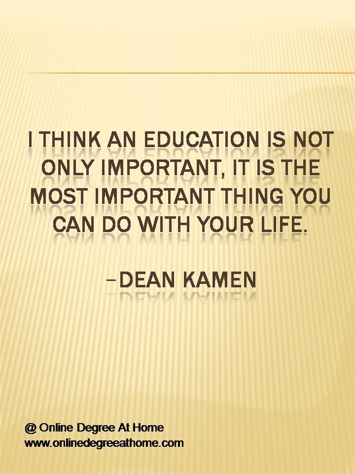 Education Is Not The Only Way To Success Quotes Facebook thumbnail