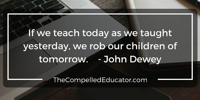 Educational Technology Quotes Positive Twitter thumbnail