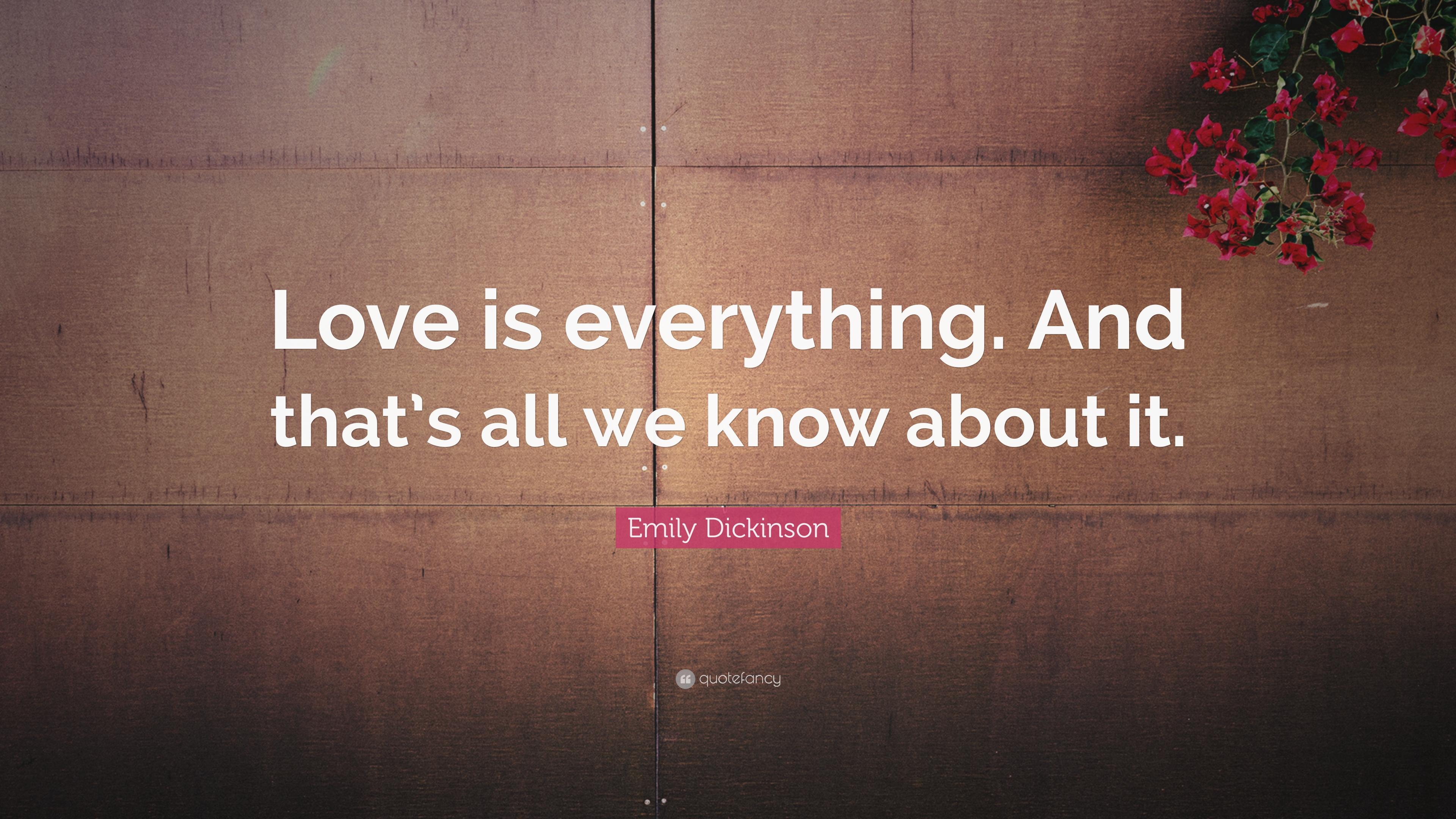 Emily Dickinson Love Quotes Pinterest thumbnail
