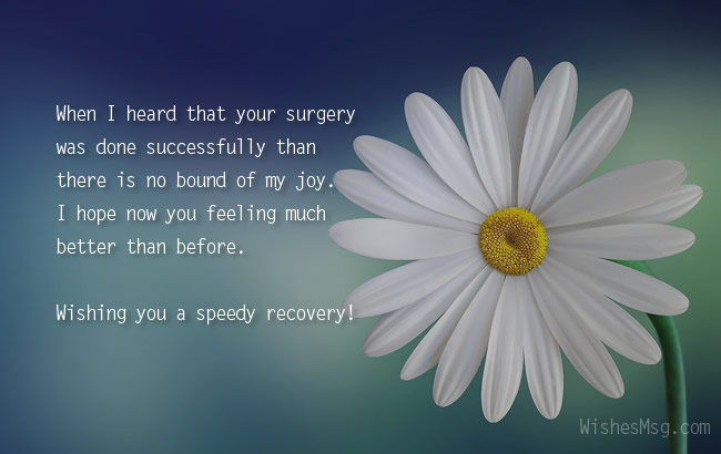 Encouraging Words For Someone Having Surgery thumbnail
