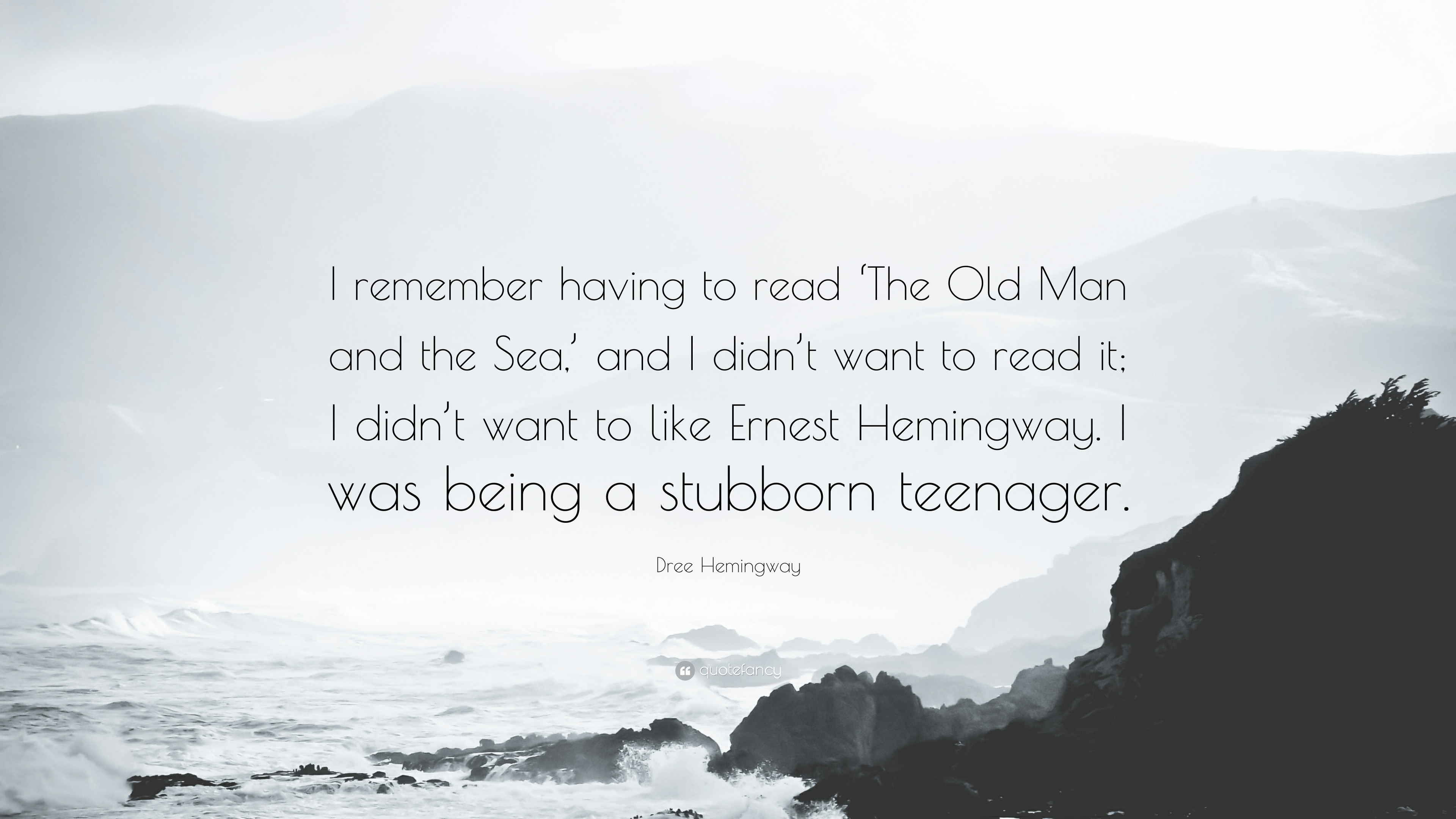 Ernest Hemingway Old Man And The Sea Quotes Twitter thumbnail