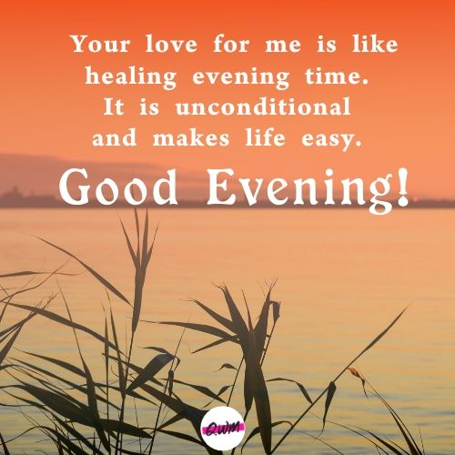 Evening Wishes For Someone Special Facebook thumbnail