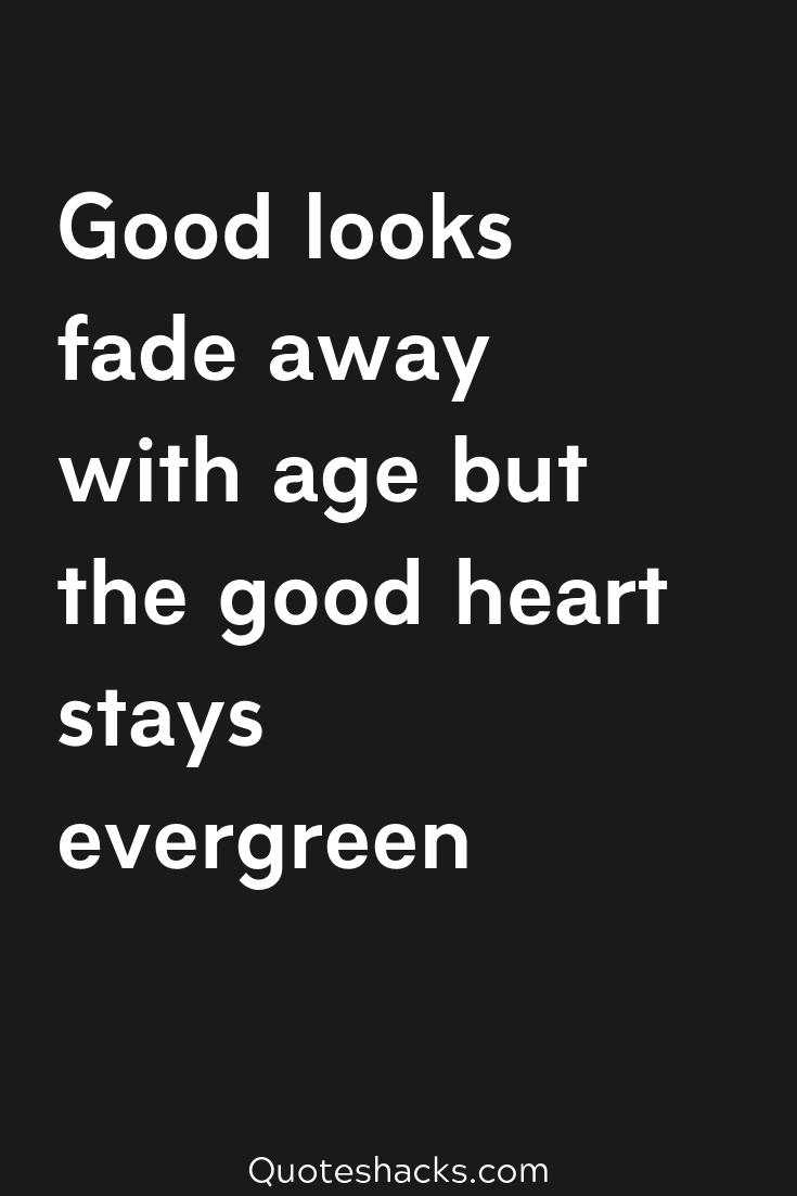 Evergreen Beauty Quotes Tumblr thumbnail