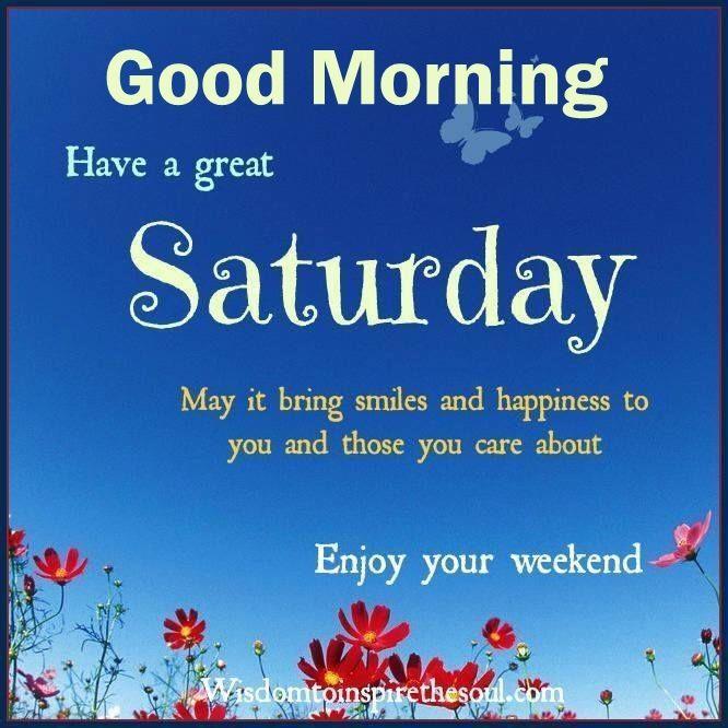 Fabulous Saturday Quotes thumbnail