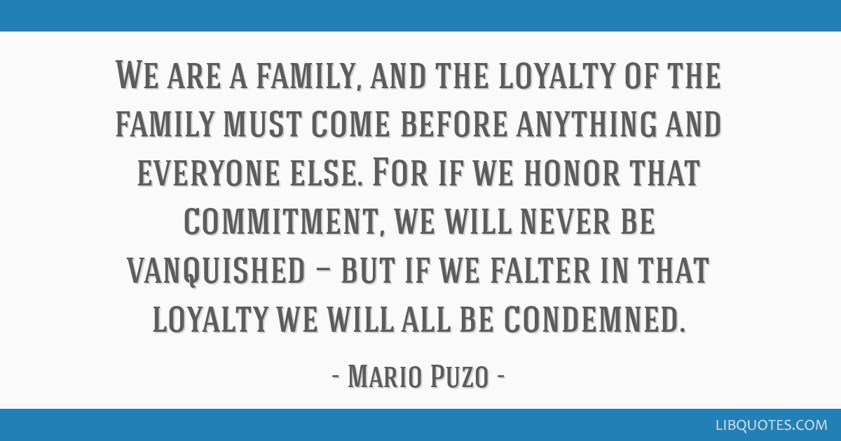 Family Commitment Quotes thumbnail