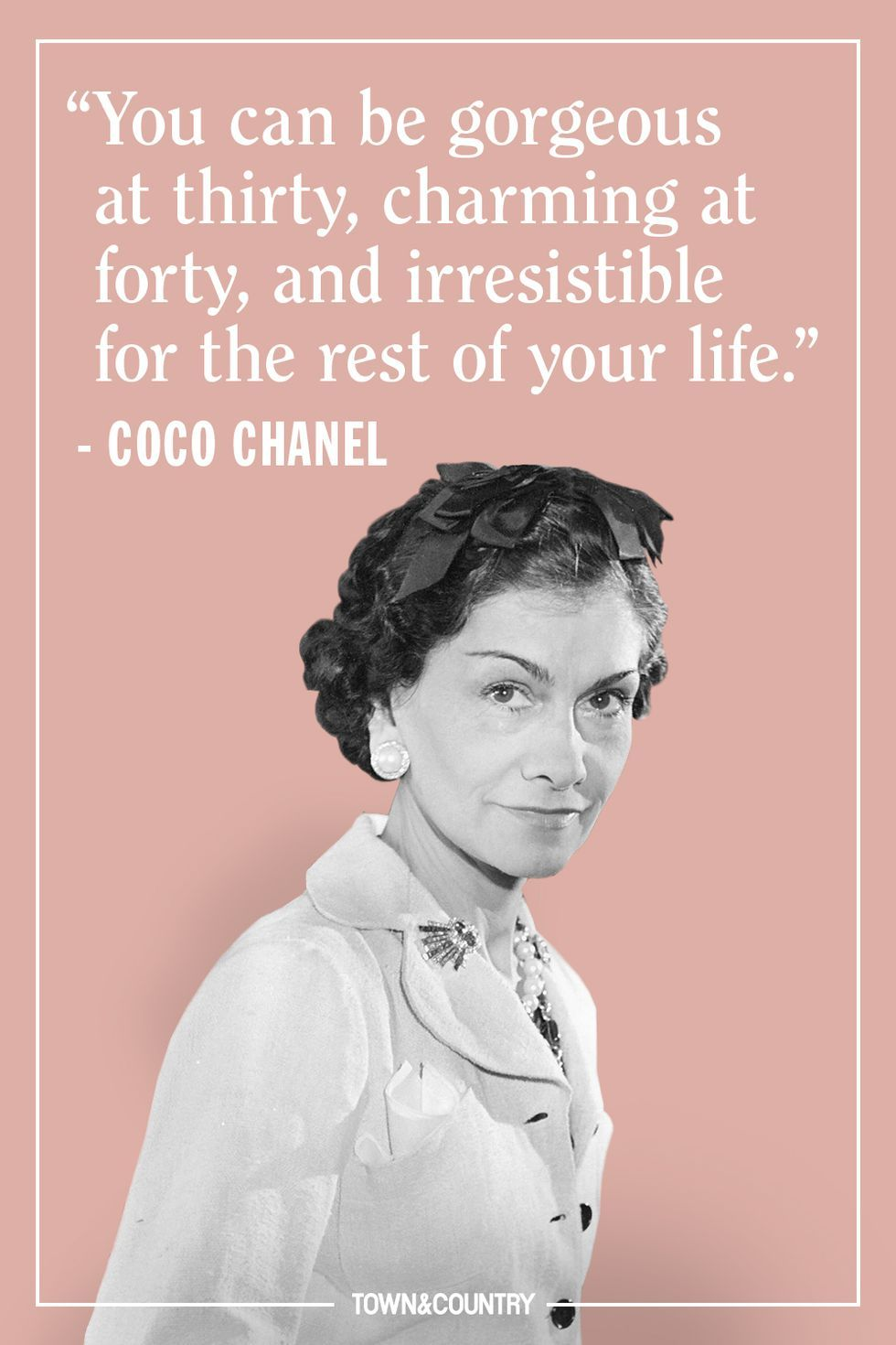 Famous Chanel Quotes Tumblr thumbnail