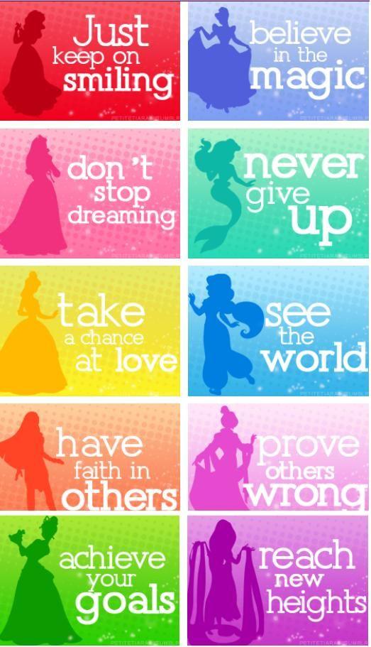 Famous Disney Princess Quotes Twitter thumbnail