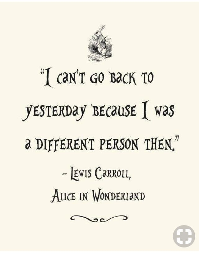 Famous Lines From Alice In Wonderland Pinterest thumbnail