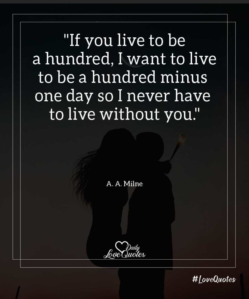Famous Love Quotes Of All Time Facebook thumbnail