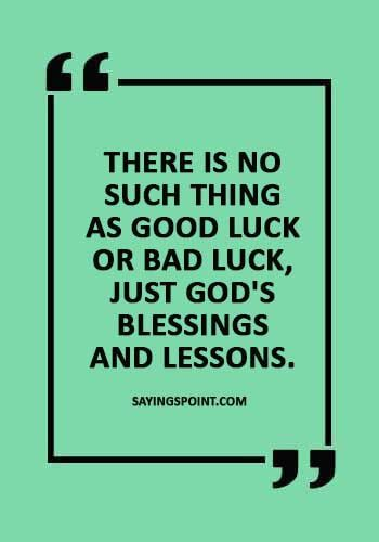 Famous Quotes About Luck Facebook thumbnail