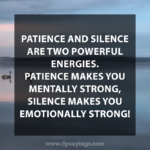 Famous Quotes About Patience Facebook