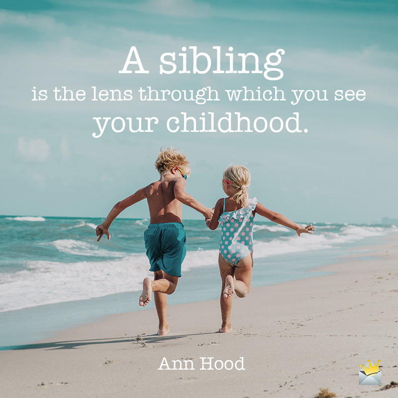 Famous Quotes About Siblings Twitter thumbnail