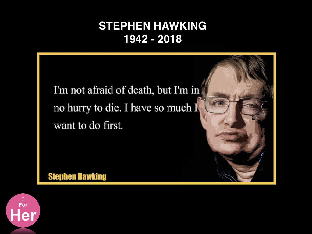 Famous Quotes From Stephen Hawking Twitter thumbnail