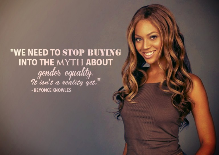 Feminist Quotes Beyonce Facebook thumbnail
