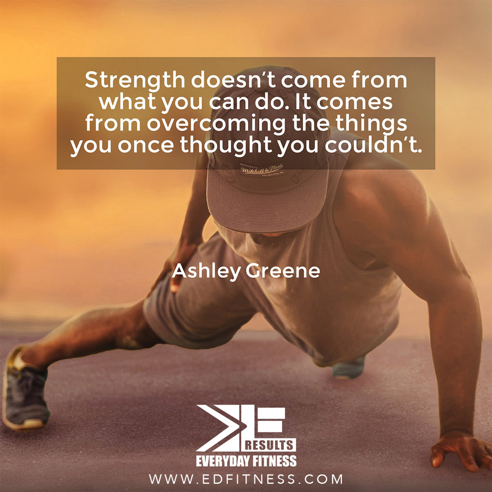 Fitness Quotes For Monday Twitter thumbnail