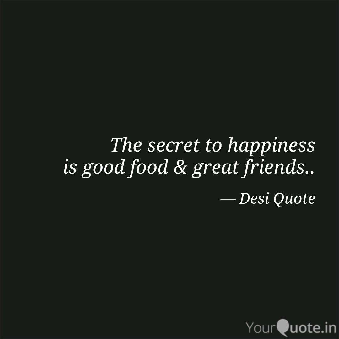 Food Is Happiness Quotes Facebook thumbnail