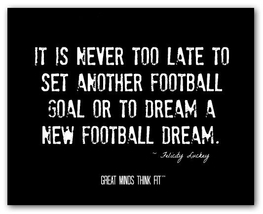 Football Dream Quotes Twitter thumbnail