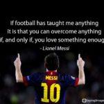 Football Motivational Quotes Tumblr