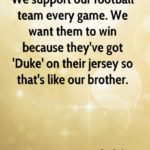 Football Team Support Quotes Tumblr