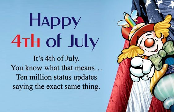 Fourth Of July Sayings Funny Pinterest thumbnail
