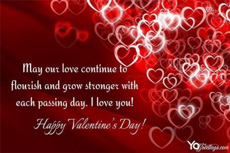 Free Valentine Wishes Twitter thumbnail