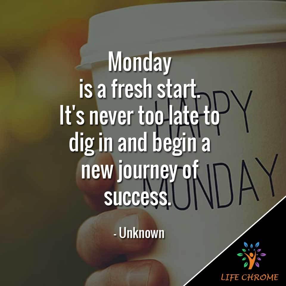 Fresh Monday Quotes thumbnail