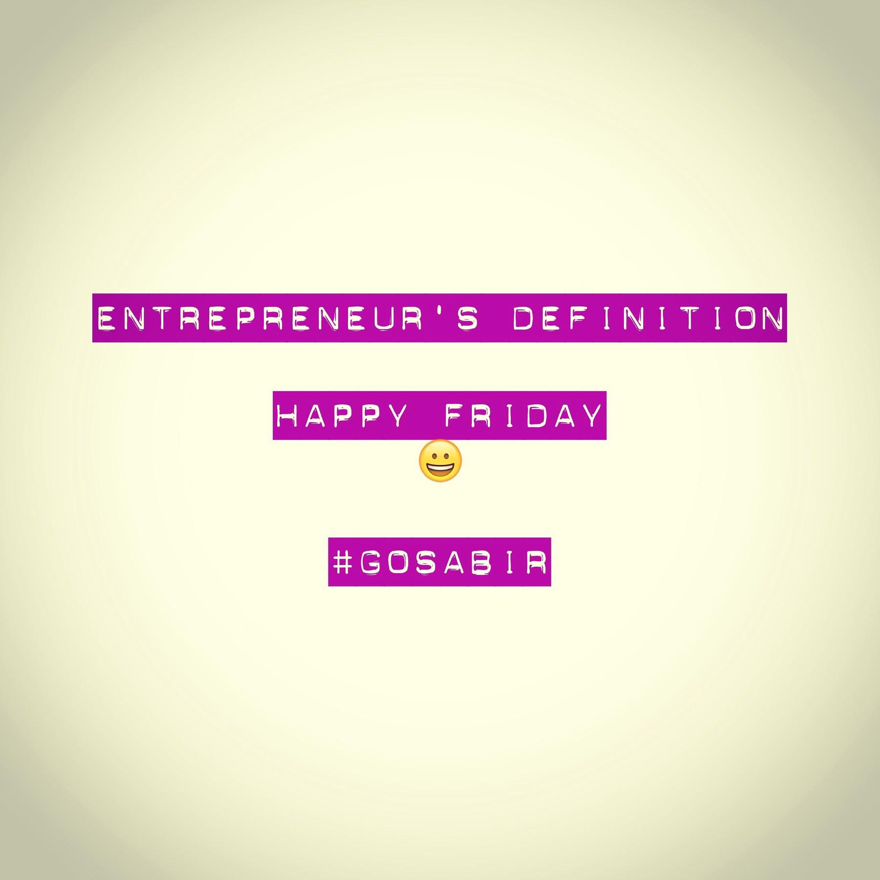 Friday Business Motivation Twitter thumbnail