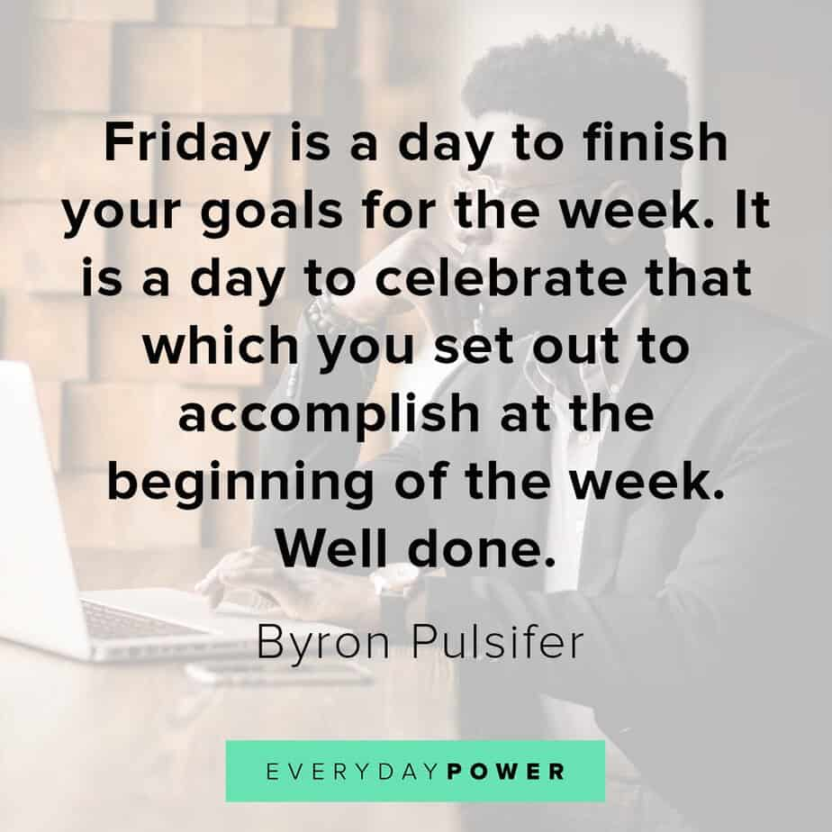 Friday Energy Quotes thumbnail