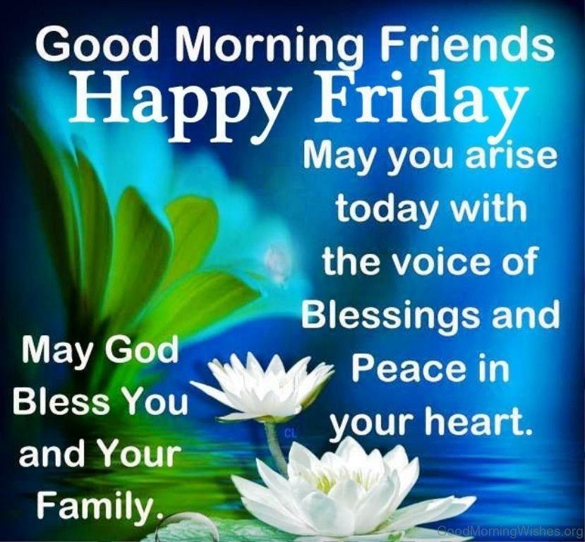 Friday Morning Messages Facebook thumbnail