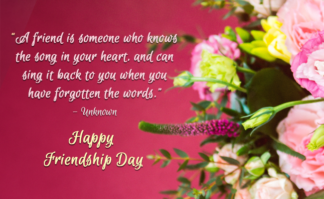 Friendship Day 2018 Quotes Twitter thumbnail