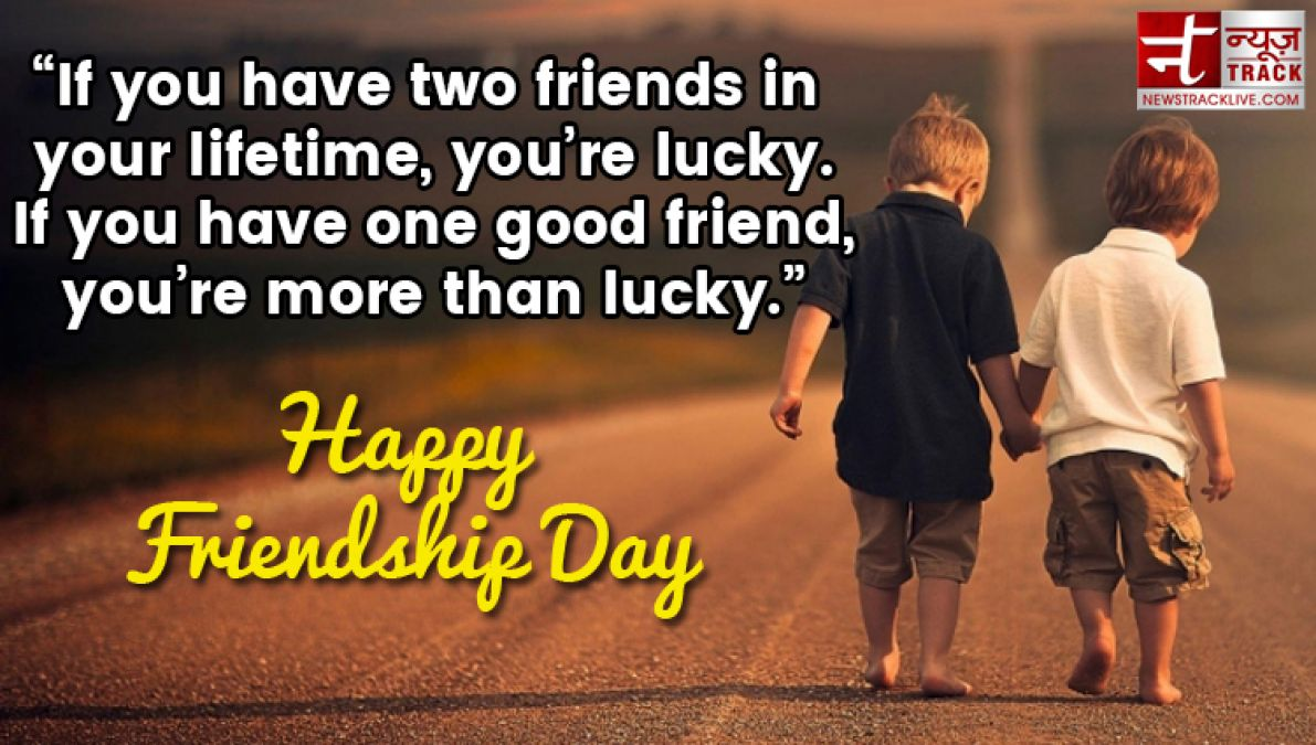 Friendship Day Short Quotes Tumblr thumbnail